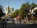 Münster, Domplatz
