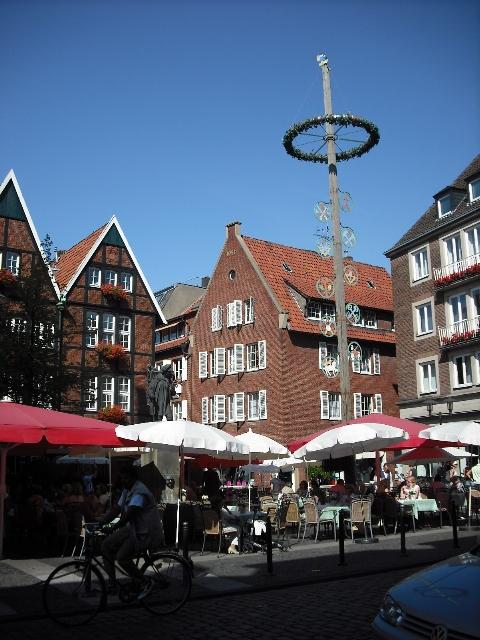 Münster, Kiepenkerl